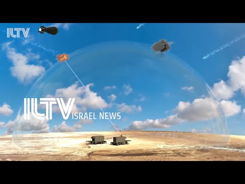 New Israeli Laser Technology Changes The Face Of Warfare