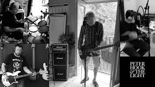 Peter Hook & The Light perform 'Homage' - August 2020.