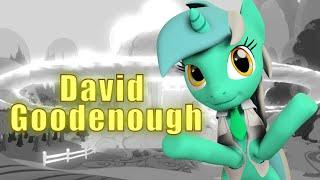 [SFM PONY] David Goodenough