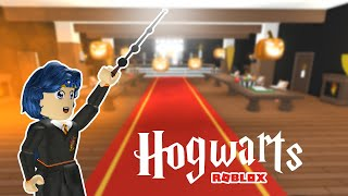 Roblox: I'VE BUILT THE HOGWARTS CASTLE! | Adopt Me