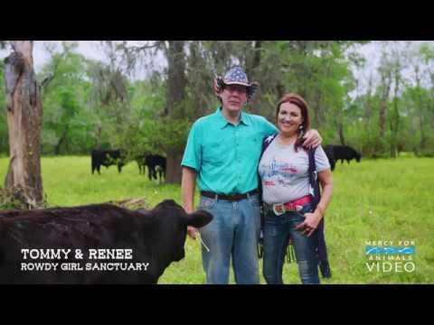 Texas Cattle Rancher Goes Vegan
