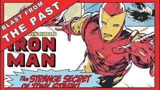 Blast From The Past   Tony Stark Iron Man #9