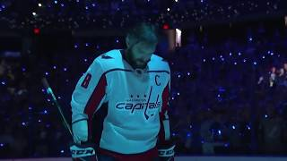 Washington Capitals 2018 Stanley Cup Finals Hype