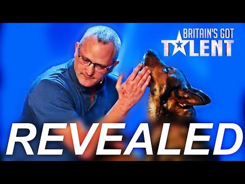 Dave & Finn: BGT Police Dog Audition Magic Trick REVEALED