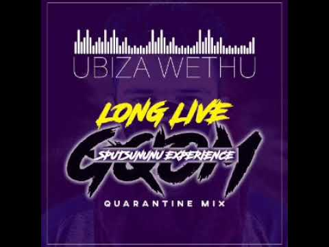 uBizza Wethu - Long Live Gqom 4(sputsununu)*Quarantine Mix