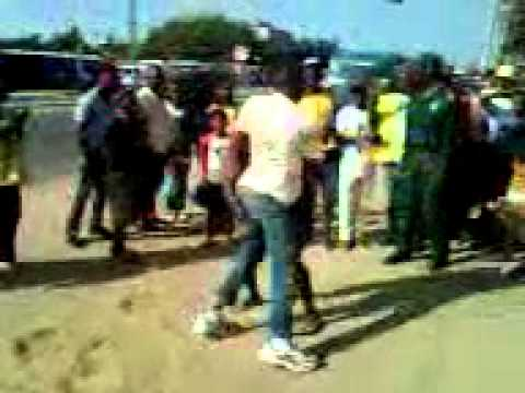 Fight in Angola part 2