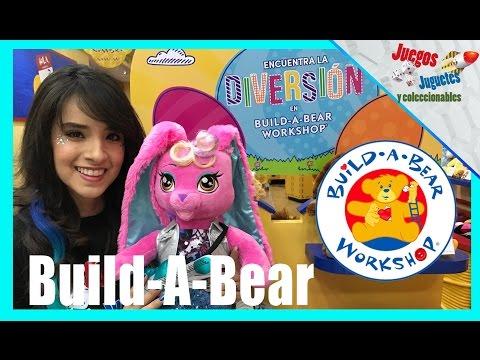 Build-A-Bear Workshop México Aqua y Honey Girls ★ juegos juguetes y coleccionables ★