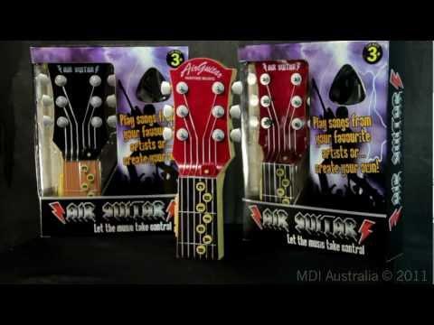 Air Guitar from MDI Australia