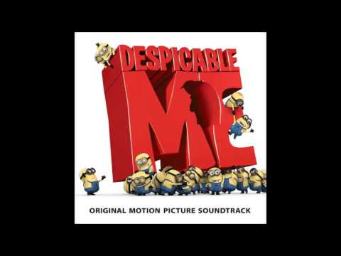 Despicable me soundtrack gru is angry