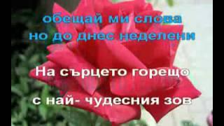 Силвия Кацарова - Обещай ми любов (инструментал/караоке)