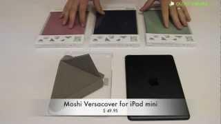 Gambar cover Moshi Versacover for iPad mini - Our favorite iPad mini Case