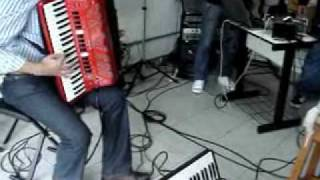 Workshop V-Acordeon Roland com Jorgito na Musical Systems Abril 2008
