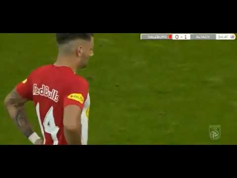 Szoboszlai Dominik gólt szerzett az Altach ellen thumbnail