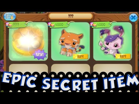 NEW SECRET SHOP + RARE ALPHA PLUSHIES IN ANIMAL JAM! ll Animal Jam