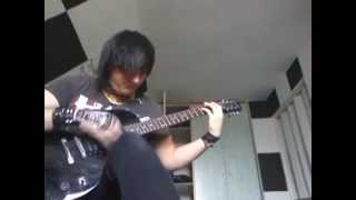 Avril Lavigne - Skater boy guitar cover by: Andy