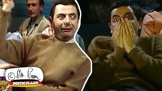 Mr. Bean sieht einen Horrorfilm