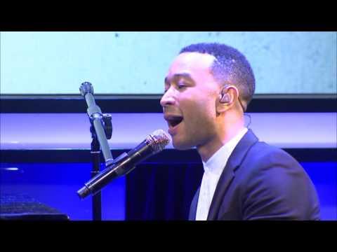 "John Legend's Encore Performance of ""Glory"" at Public Counsel's 2016 William O. Douglas Award Dinner"