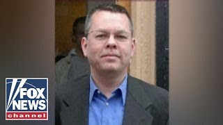 Senators seek sanctions until Turkey frees Pastor Brunson