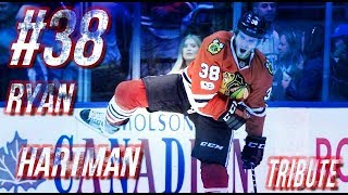CHICAGO BLACKHAWKS RYAN HARTMAN TRIBUTE [HD]