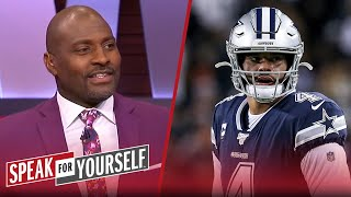 Dak can't give Cowboys a deal, he needs to secure his money — Wiley | NFL | SPEAK FOR YOURSELF