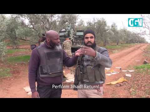 With One Arm & One Eye: Syrian Mujahid Continues to Fight thumbnail