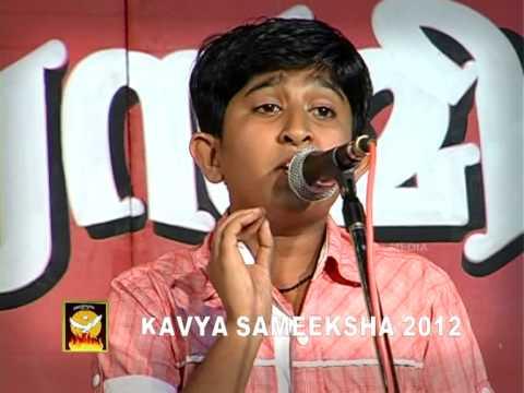 ivanekkoodi reciting adithyan sivakumar