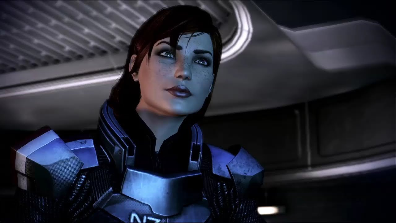 "Mass Effect 3 - ""Female Shepard"" Action Trailer - YouTube"