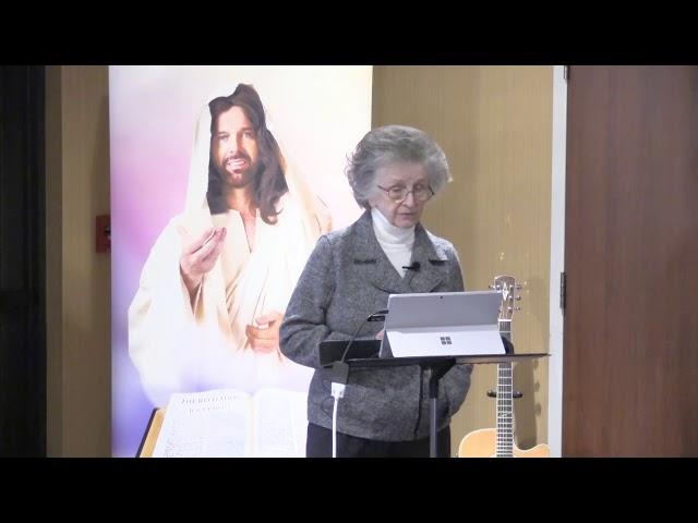 3AC Evangelism Sandy Harris - Born to live forever