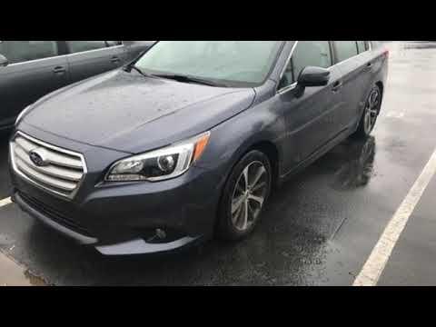 2016 Subaru Legacy Kennesaw GA Atlanta, GA #L14490A