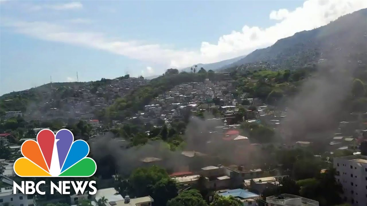 Download Haiti Gang Leader Threatens To Kill Kidnapped Missionaries In New Video