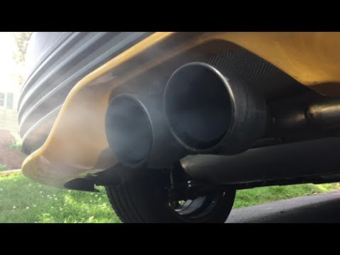 Ford Performance Exhaust Focus ST: Mean as a Junkyard Dog?