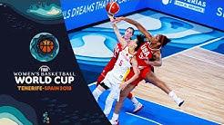 China v USA - Full Game - FIBA Women's Basketball World Cup 2018