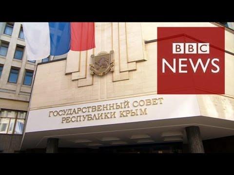 5 ways Crimea is turning Russian - BBC News