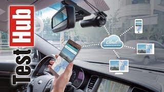 BlackVue DR900S-2CH - inny niż wszystkie wideo rejestrator samochodowy - 4K, zdalny podgląd, chmura