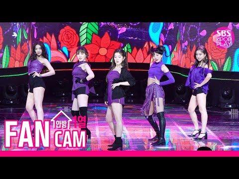 (ENG SUB)[안방1열 직캠4K] 레드벨벳 'Sunny Side Up!' 풀캠 (RedVelvet FanCam)│@SBS Inkigayo_2019.6. 23