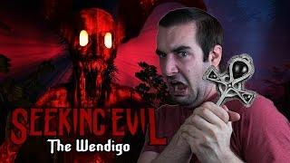 Seeking Evil: The Wendigo   Indie Horror Game (1) - SAURON'S EYE FOUND ME!