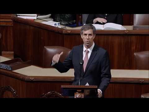 Speaking on the House Floor on Prospective Border Wall Funding We do not need a border wall. We need comprehensive immigration reform. We need to treat each other with dignity and respect -- that ensures our safety, ..., From YouTubeVideos
