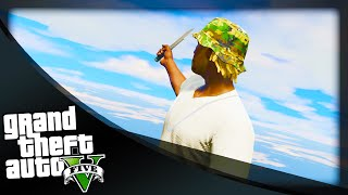 GTA 5 Funny Moments - 'SUMO WRESTLING???' (GTA 5 Online Funny Moments)