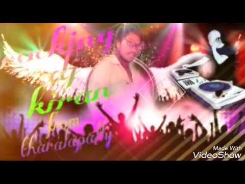 Rocking Dj kiran new mix in tharapally