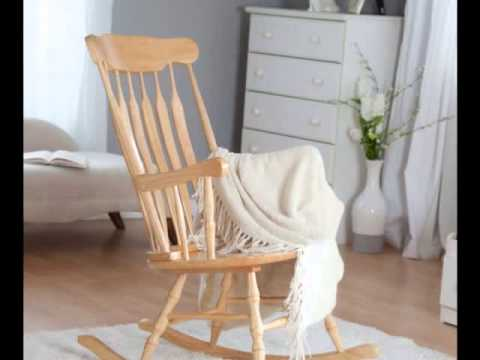 Windsor Rocking Chair Cushions Recliner Chairs Youtube
