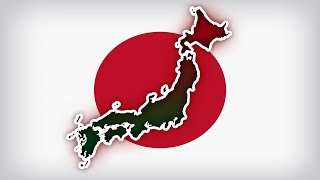 Harita Üzerinde JAPONYAYA GİTMEK!