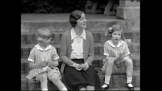 (Rare) Early Sound Footage (1920s-early 30s)