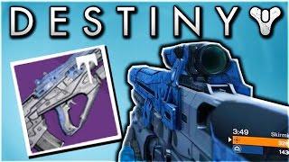 Destiny HOPSCOTCH PILGRIM IS GODLY (Destiny Must Use Pulse Rifle)