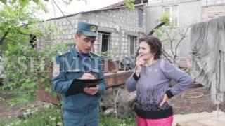 Արտակարգ դեպք Երևանում  սոցիալապես անապահով կինը հայտնաբերել է իր հավերին հոշոտված