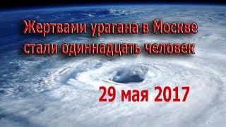 ураган в москве 29 мая 2017 видео🙉🙉🙉🙉🙉