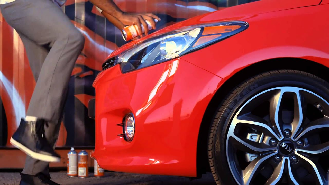 Interactive Video_ Red Flash Starring The Kia Forte Koup (St