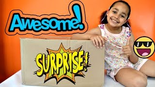 Giant Surprise Toy Box From Twosisterstoystyle | Shopkins | Orbeez | Mlp | Orbeez Playsets