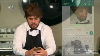 14 Şubat, Whatsapp'ta Nasıl Yaşanıyor - Çevrimiçi l 3 Adam