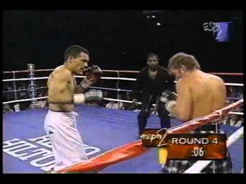 Tom Montgomery VS Rick O'kane (full contact karate title fight)