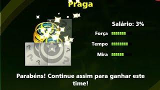 16 mega Rare Pack ouro - Soccer Stars